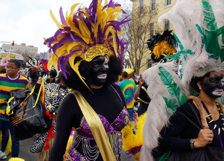 2017 Carnival Program in Toledo