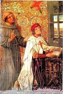 La tertulia de los muertos, legend of Toledo Cathedral