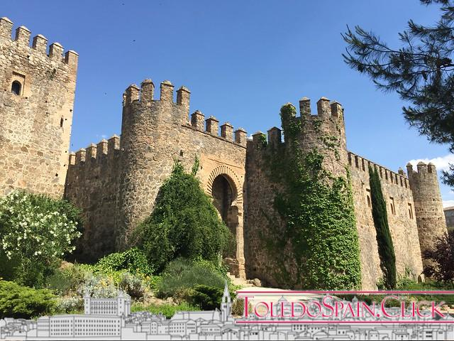 The Phantom of the Castle of San Servando