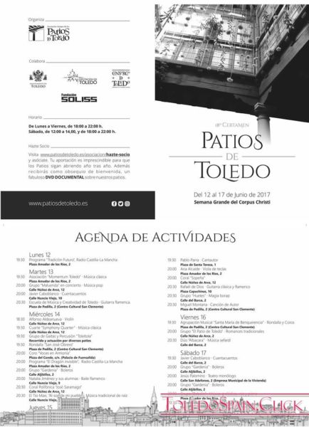 Patios of Toledo in Corpus Christi 2017