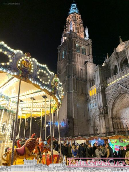 What to visit and do in Toledo during the December 2018 bank holiday