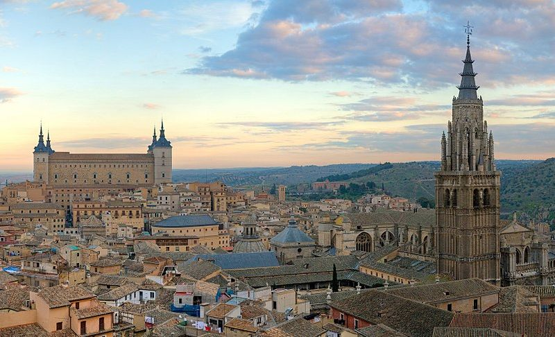 Are you going to Toledo in September? Offers on routes around the city