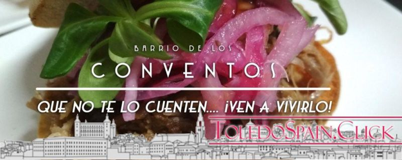 Where to go for tapas in the Convent District of Toledo