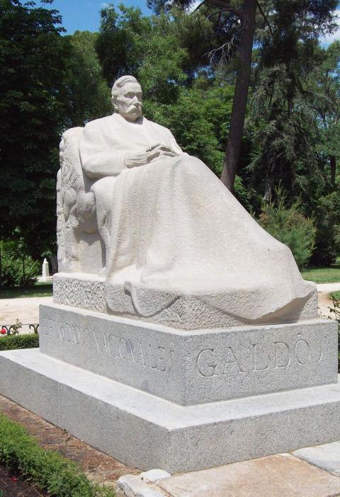 Benito Pérez Galdós and Toledo