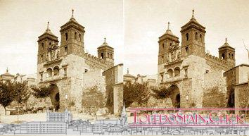 Stereoscopic Photography of Toledo