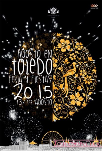 Program Fair and Festivals 2015 in honor of the Virgen del Sagrario in Toledo