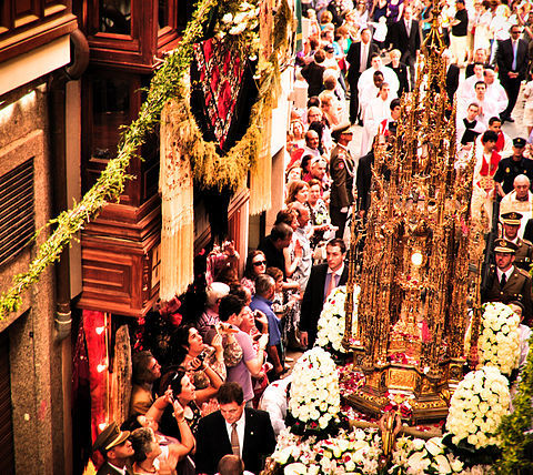 Corpus Christi Toledo 2017. Information and programme of activities