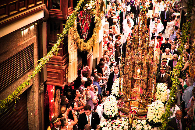 Easter Toledo 2019. Processions, schedules, what to see and do