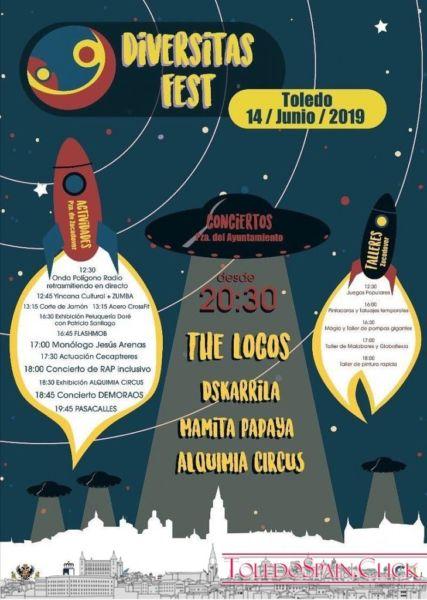 Corpus Christi 2019 Concerts in Toledo