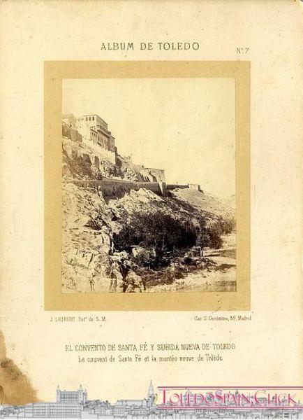 Hans Christian Andersen's legendary trip to Toledo