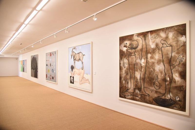 How to visit Roberto Polo's exhibition in Toledo (CORPO)