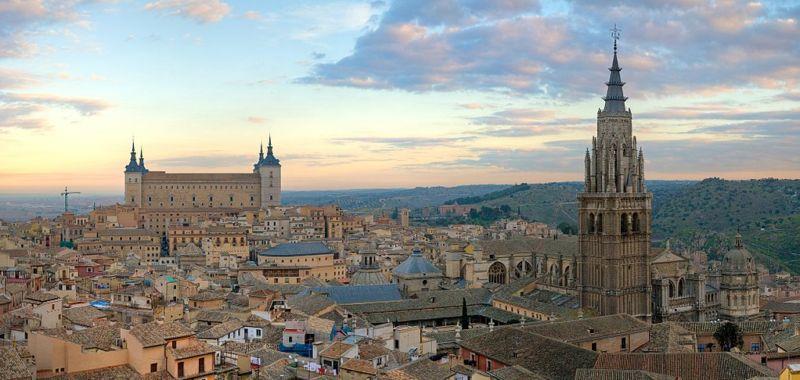 Luz Toledo 2019: 12, 13 and 14 September