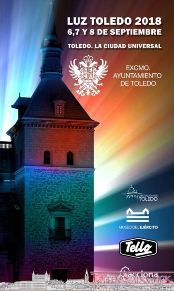 Luz Toledo 2018: September 6, 7 and 8