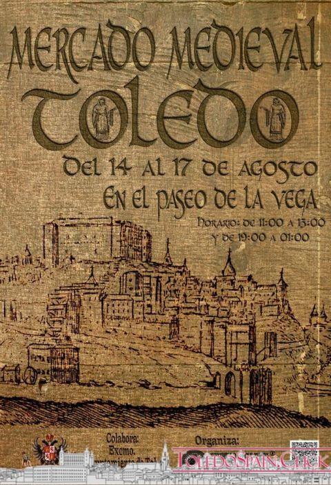 Medieval Market in Toledo 2019