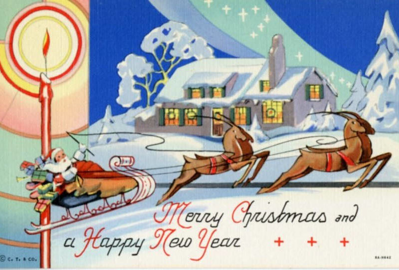 Merry Christmas from Toledo
