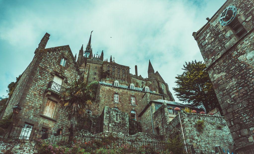 The enchanted courtyard of Toledo