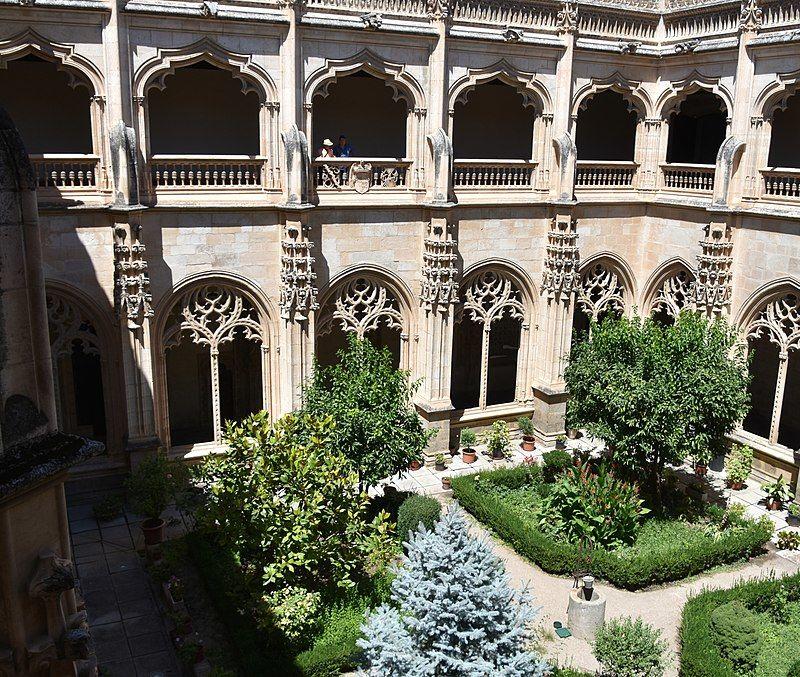 Monastery of San Juan de los Reyes (Toledo)