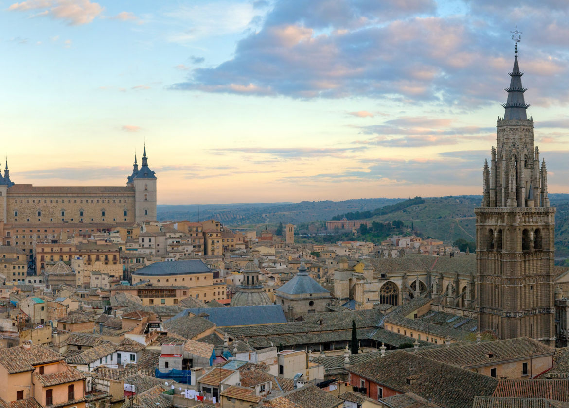 """New route """" Toledo sinister"""" and Night of San Juan"""