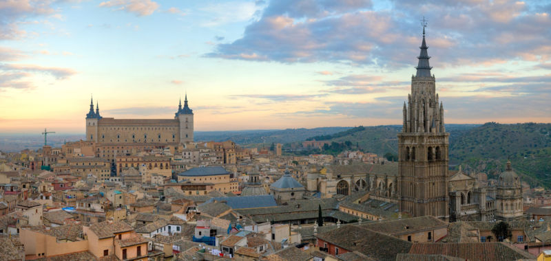 """New route"""" Toledo sinister"""" and Night of San Juan"""