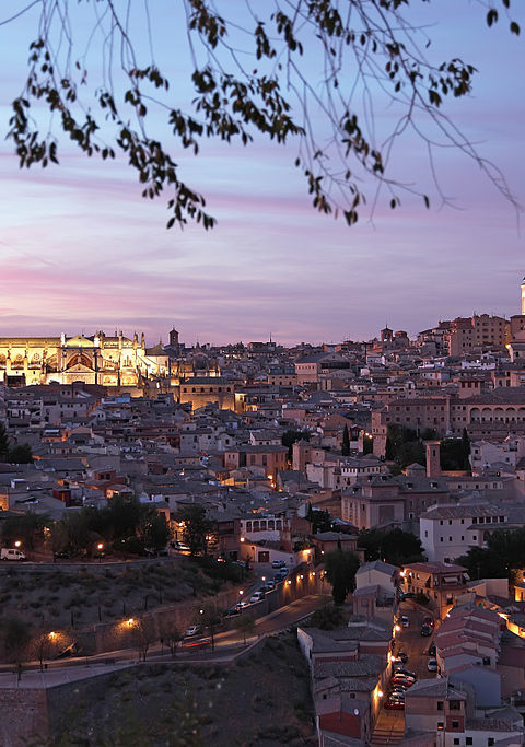 "Night tours in Toledo and promotions ""Toledo Spain"" ."