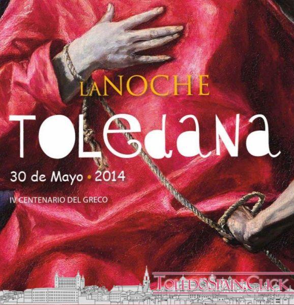 One night in Toledo 2014