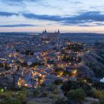 """ Patios del Greco. Exhibitions and music on 9 and 10 May in Toledo"