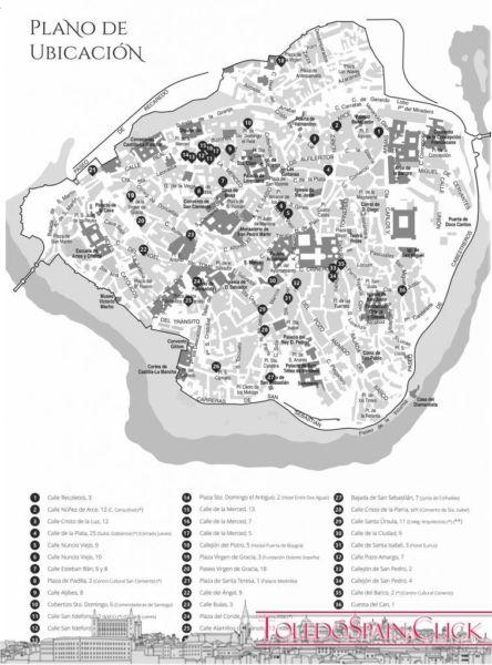 Corpus Christi Toledo 2018. Information and programme of activities