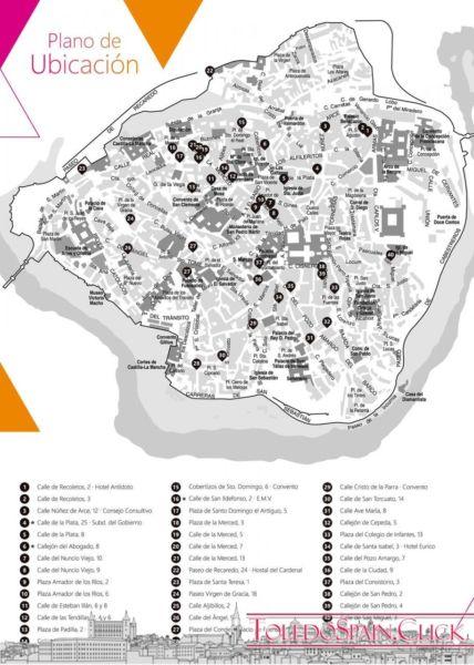 Corpus Christi Toledo 2016. Information and programme of activities