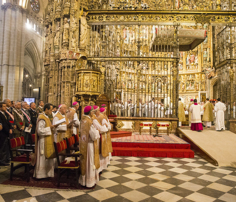 Photographs of Corpus Christi in Toledo