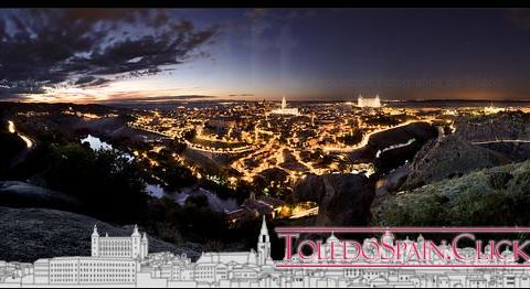 Profiles of Toledo: panoramic views of the city