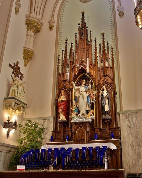 Saint Teresa of Jesus and Toledo