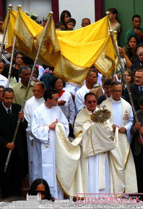 Semana Santa Program and Information in Toledo