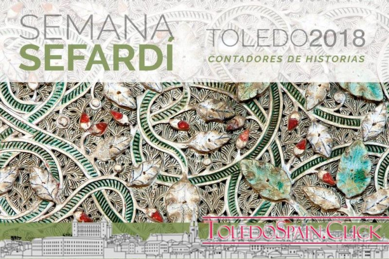 Sephardic Week of Toledo 2018