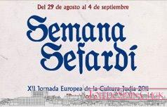 Sephardic Week 2011 in Toledo