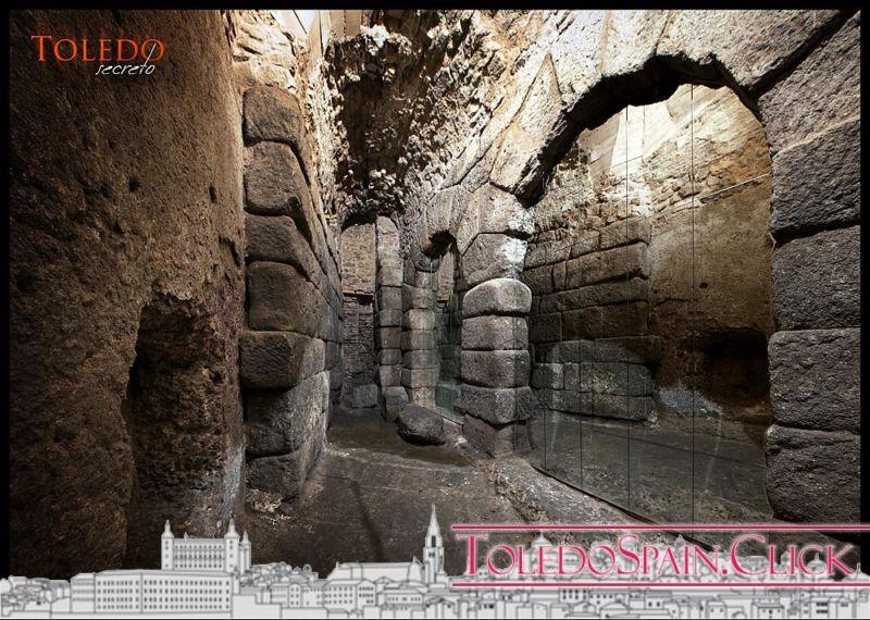 The Cave of Hercules in Toledo