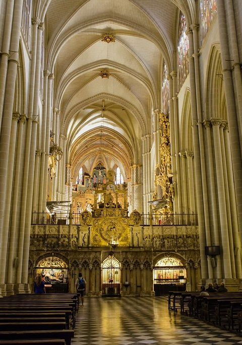 The Custody of Toledo Cathedral