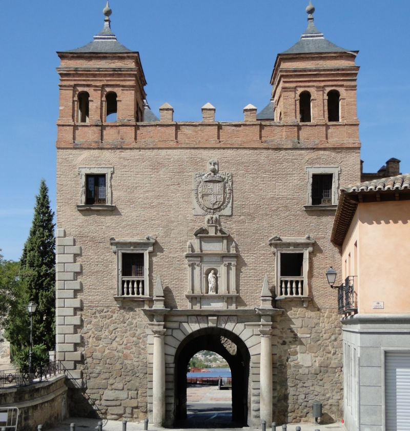 The Door of Cambrón de Toledo
