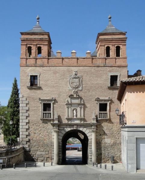 The Door of Cambrón de Toledo