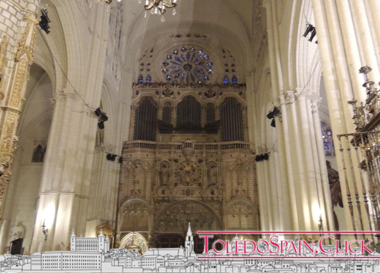 The Emperor's Organ. Toledo Cathedral