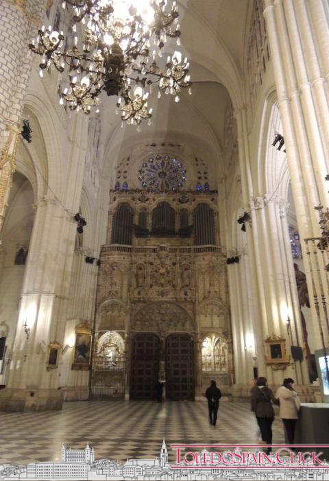 The Emperor's Organ. Toledo Cathedral