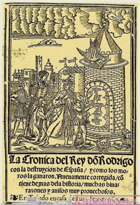 The Enchanted Palace of Toledo (II)