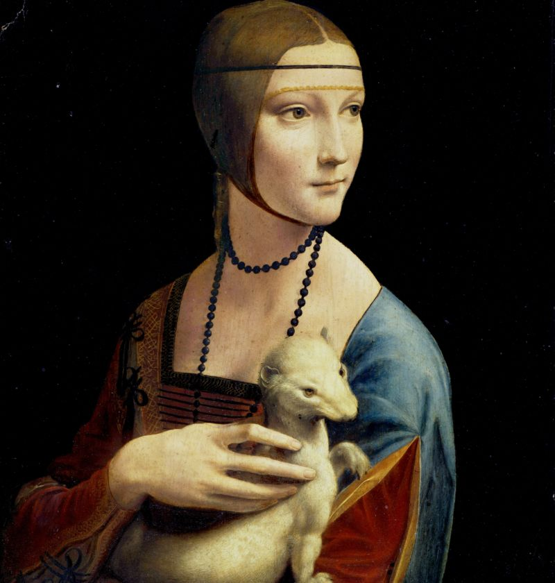 The Lady of the Ermine