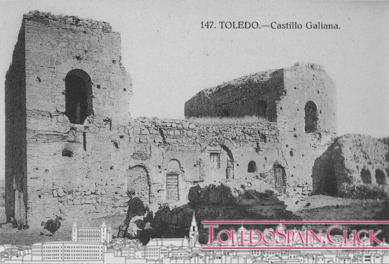 The Palace of Galiana and Alfonso VI