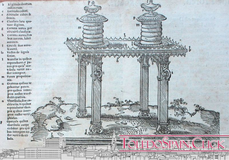 The Table of Solomon and Toledo