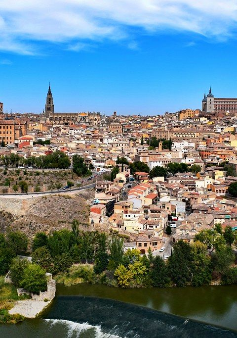 The ten most impressive photographs of Toledo
