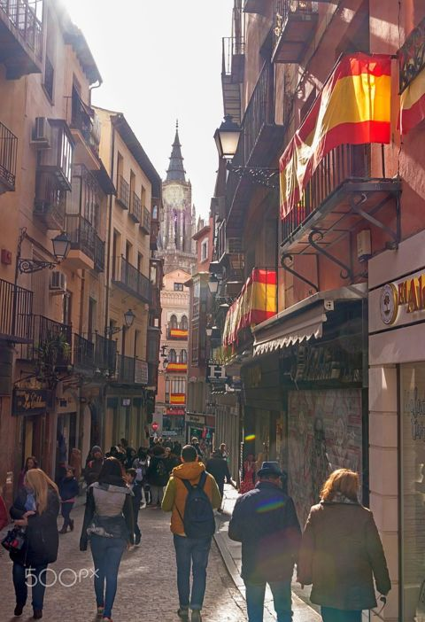 Three nocturnal guided tours in Toledo that you must do