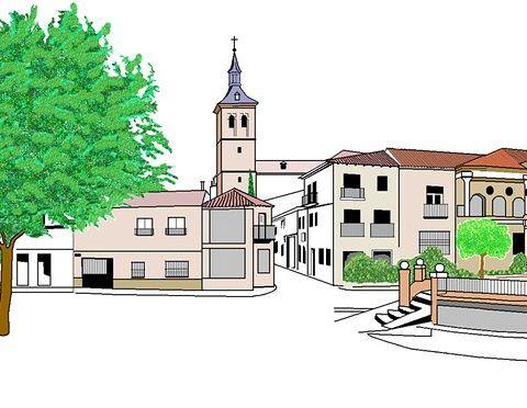 Toledo in Plumilla