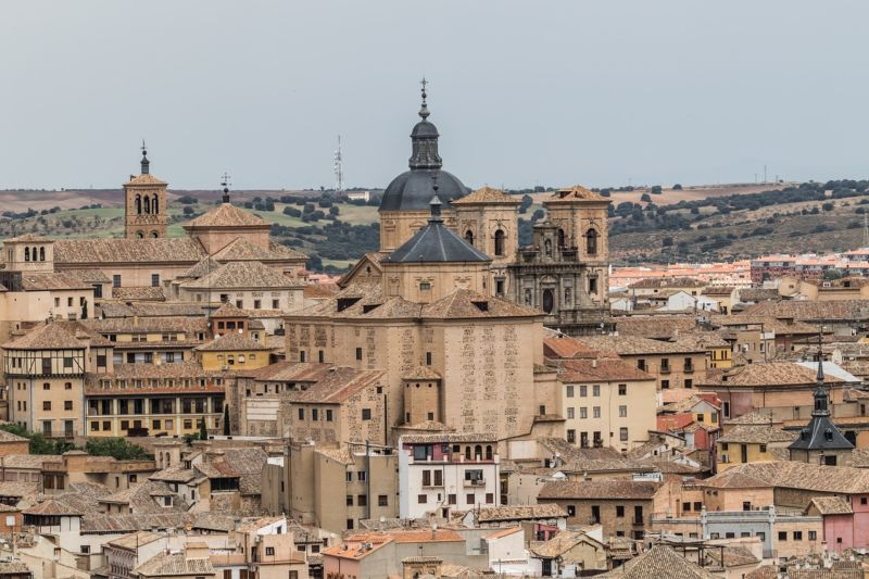 The 10 most romantic corners of Toledo to visit with your partner