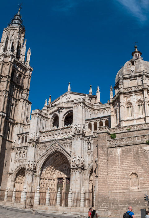 What to do and see in Toledo during the December 2017 bank holiday