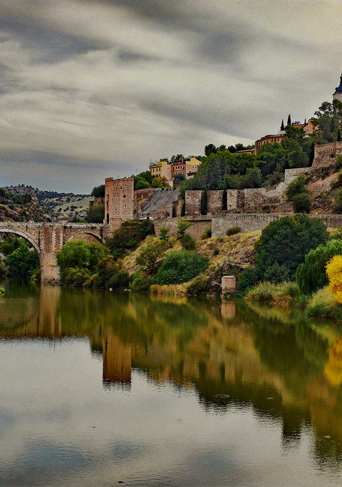 What to do in Toledo on the bridge of May